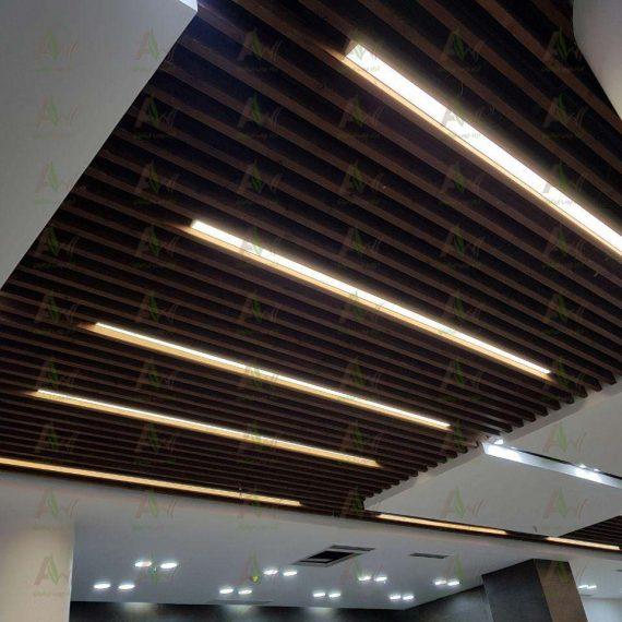 طراحی سقف چوبی ترمووود آراد چوب (6)