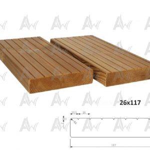 DECK V 26x117-آراد چوب ایرانیان