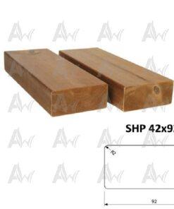ترمووودSHP 42x92-آراد چوب ایرانیان