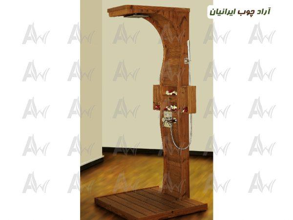 آراد-چوب-ایرانیان-پنل-دوش-ترمووود