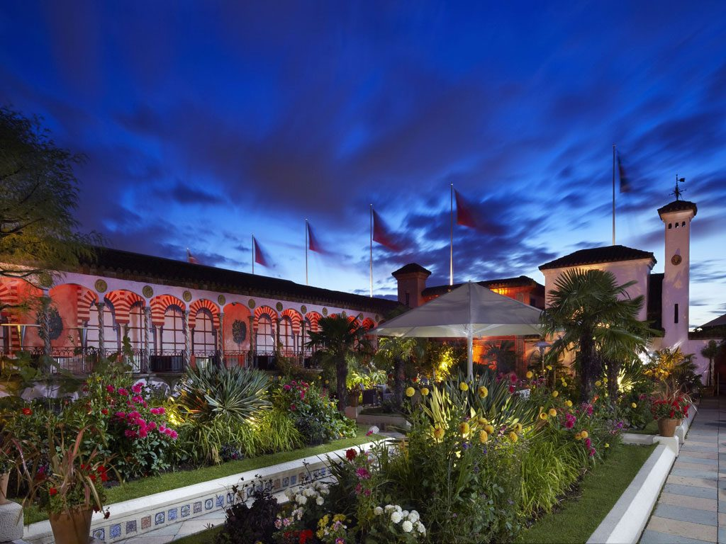 Kensington-Roof-Gardens-(London)--آراد-چوب-ایرانیان