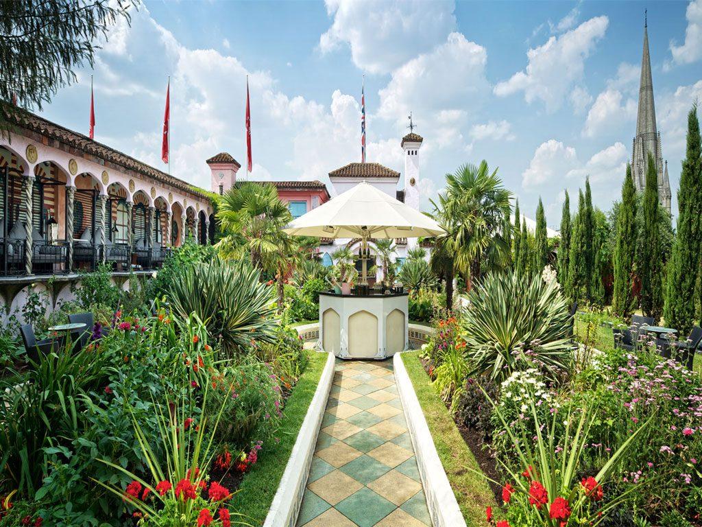Kensington-Roof-Gardens-(London)--آراد-چوب-ایرانیان1